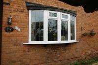 double glazed window in Leamington Spa
