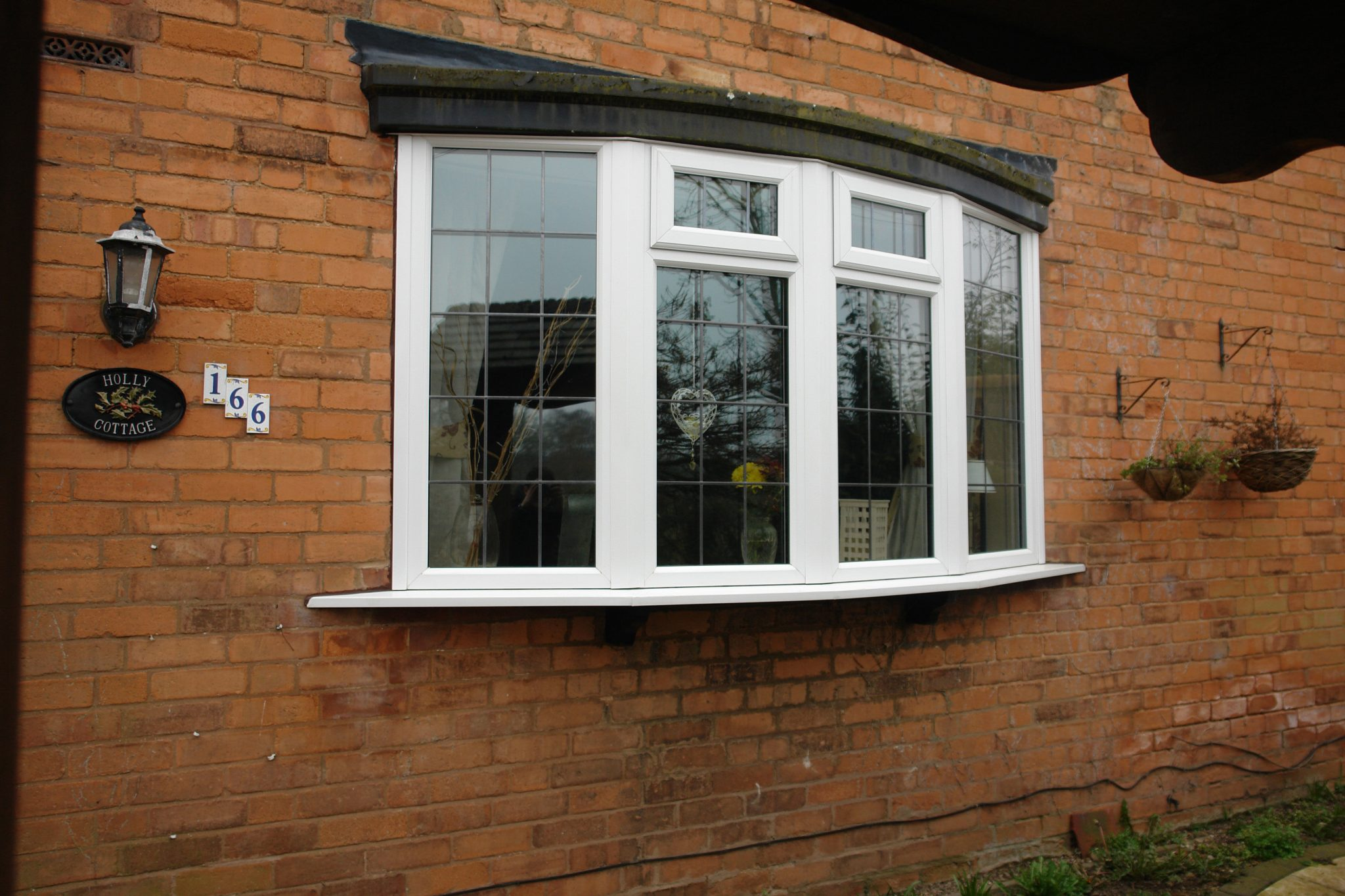 double glazed window in Leamington Spa